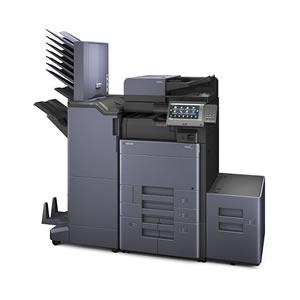 導入された京セラコピー機のイメージ画像